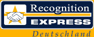 Logo Recognition-Express Deutschland